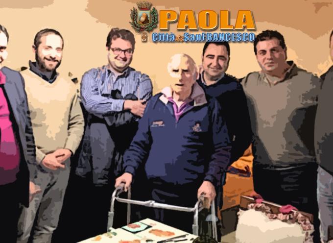 SCANDALO – Giornalisti paolani cenano a casa di un anziano Signore