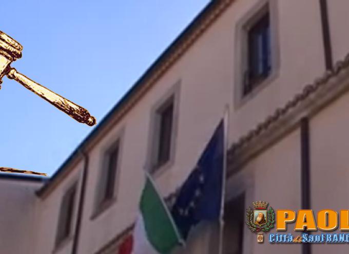 """Paola – Le cifre del dissesto non convincono gli """"alternativi"""" a Ferrari"""