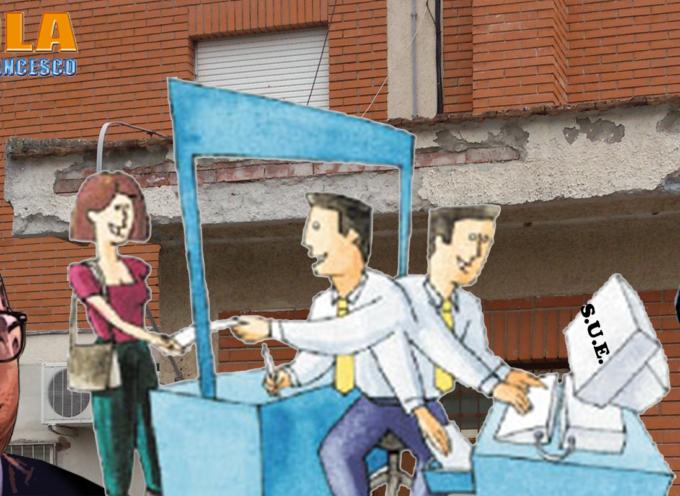 L'Ufficio Tecnico di Paola, a 400€ mensili, cerca figura per il SUE