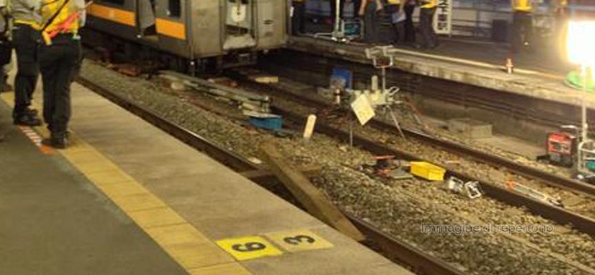 TRAGEDIA a Fuscaldo – Investita da un treno, muore una ragazza