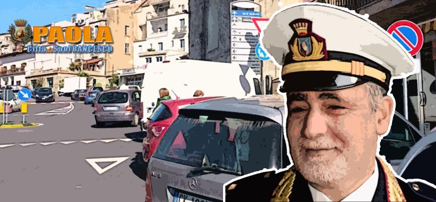 Paola – Il Comandante avvisa e sta vicino alla vigilessa aggredita