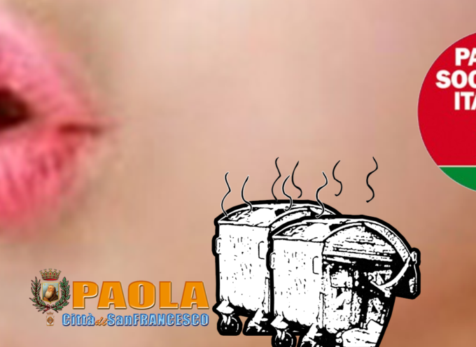Paola – Polemica: «Con quella bocca può dire quello che vuole»?