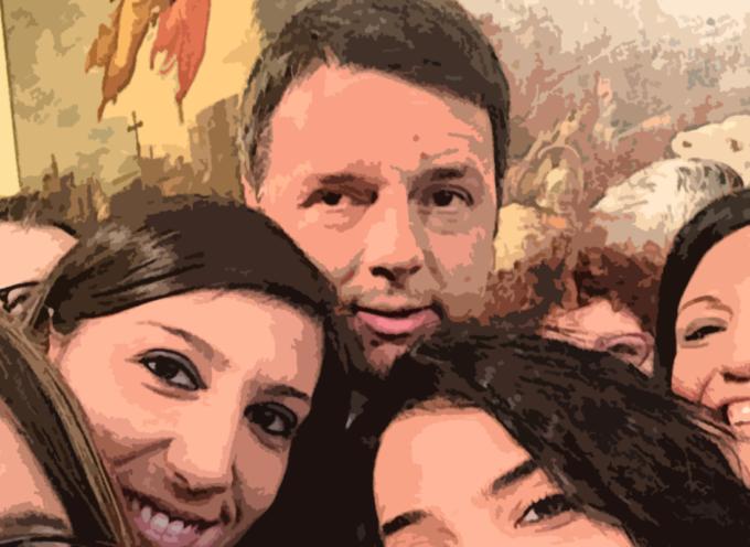 Paola – Incontro romano tra Matteo Renzi e I Nostri Angeli