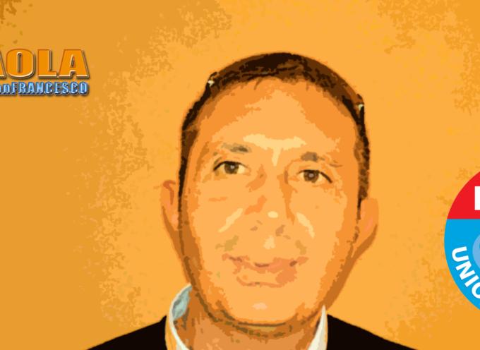 Paola – Le prime dichiarazioni di Marco Cupello da commissario Udc