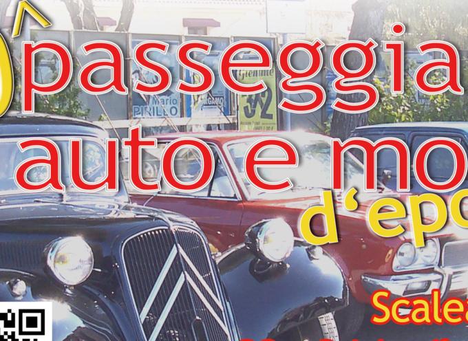 Passeggiata in Auto e Moto d'Epoca – Scatta l'8° Trofeo Talao