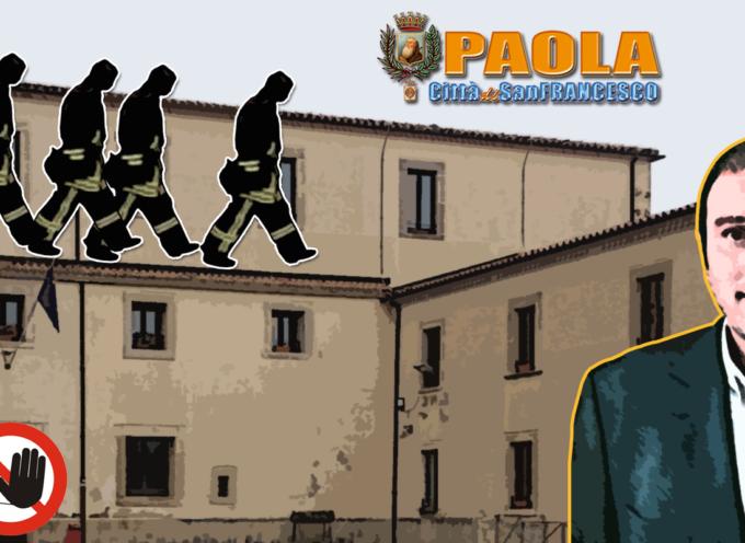Paola – Finché il Consiglio parlerà di Caserma, Focetola non ci sarà