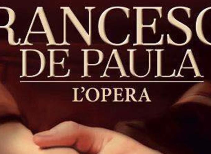 Paola – Il prossimo 15 Aprile, Francesco de Paula è all'Odeon
