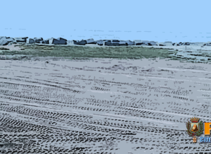 Paola – Cooperativa al lavoro per la pulizia della spiaggia