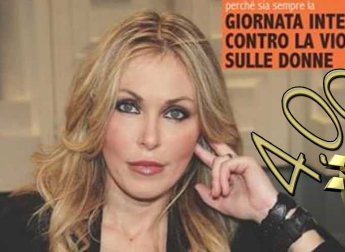 Paola: Sensibilizzare contro la Violenza sulle Donne costa 4mila€