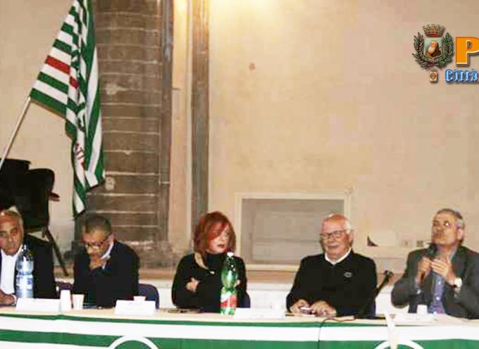Paola – Giorni fa, al S.Agostino, il Consiglio Generale Cisl-FNP