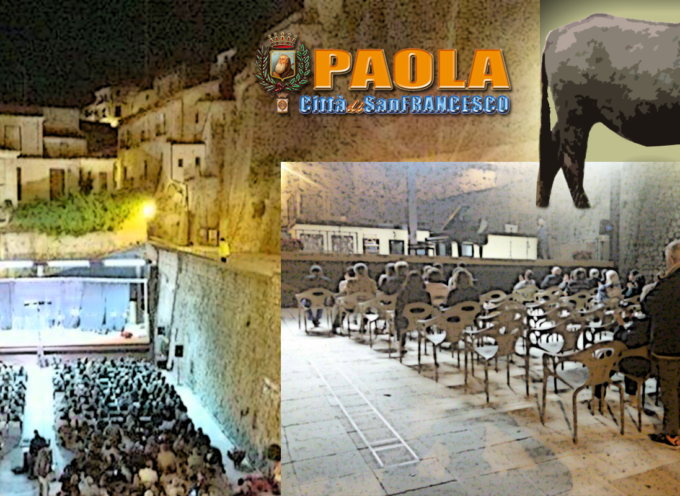 "Paola – ""Bufala"" servita su Largo Sette Canali"