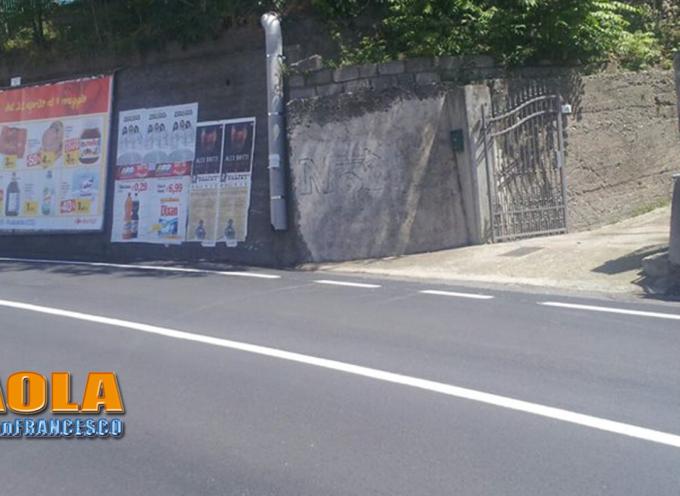 Paola – La segnaletica di Via Nazionale crea disagi ai cittadini
