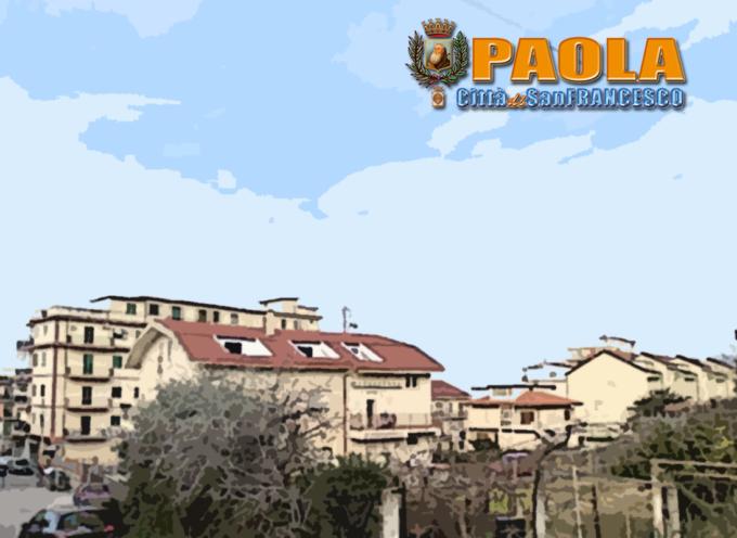 Paola – 4 mesi per bonifica amianto Via Melissa (vicino S. Agata)