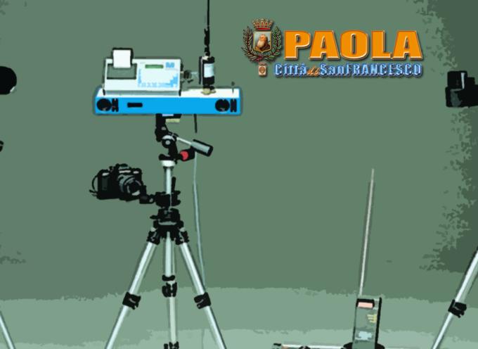 Paola – Poco prima del cambio di guardia, prorogati termini per l'Autovelox