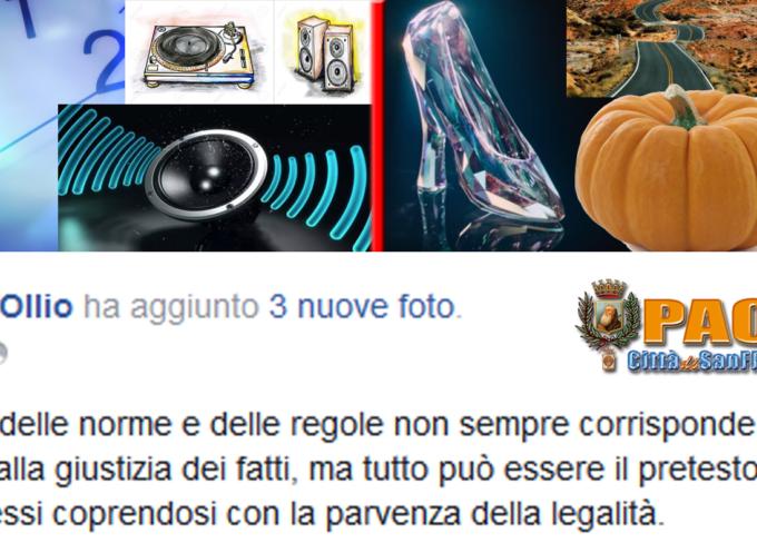 """Paola – Ordinanza contro Emissioni Sonore. Multe e """"restrizioni"""""""