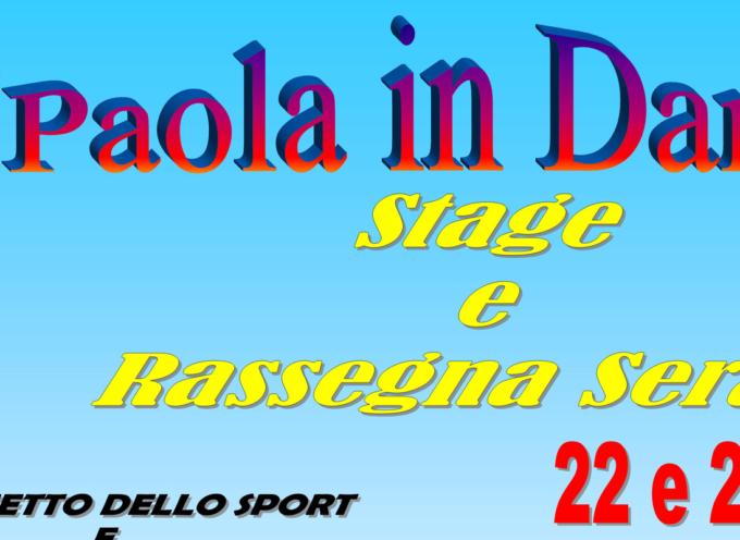 """Paola – Stasera, con Kledi di """"Amici"""", chiude la rassegna Danza"""