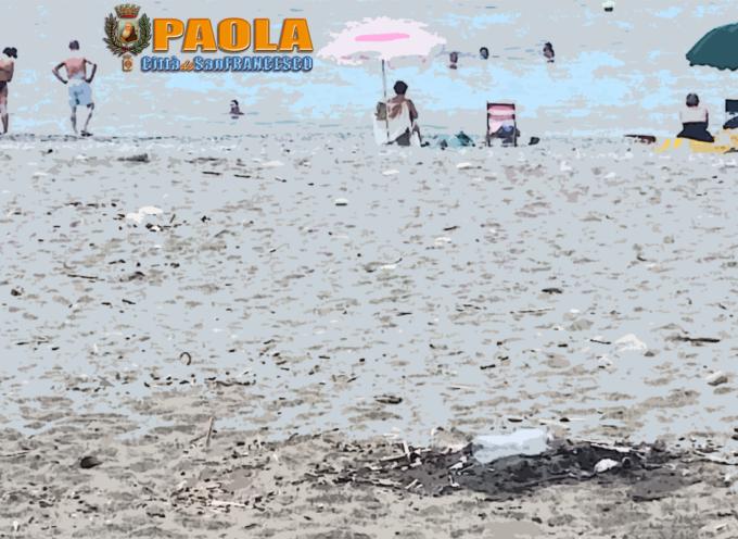 """Paola – A due giorni dall'estate partirà la """"pulizia spiaggia"""""""