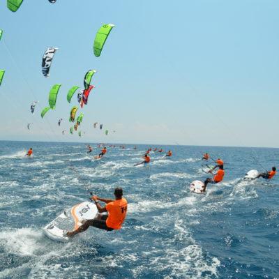 A Gizzeria la prima tappa del Kite Foil Gold Cup