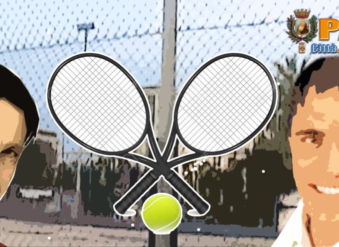 Paola – Enzo Limardi e Moreno Morello si sfidano a Tennis (per solidarietà)