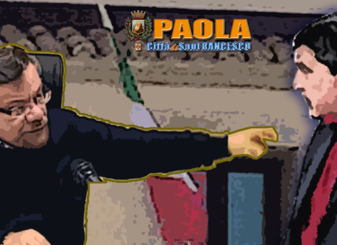 """Paola: Scaricabarile """"a mezz'asta"""". Stancato accusa dipendenti (e Perrotta)"""