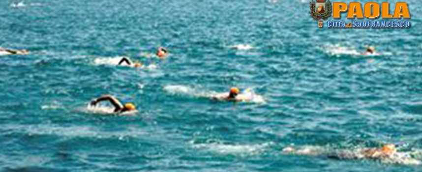 Paola – Stamattina si terrà la gara di nuoto per San Francesco