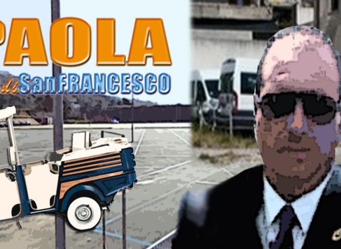 Paola: Nonostante l'Ape Calessino, José Grupillo ricorda (ancora) i minibus