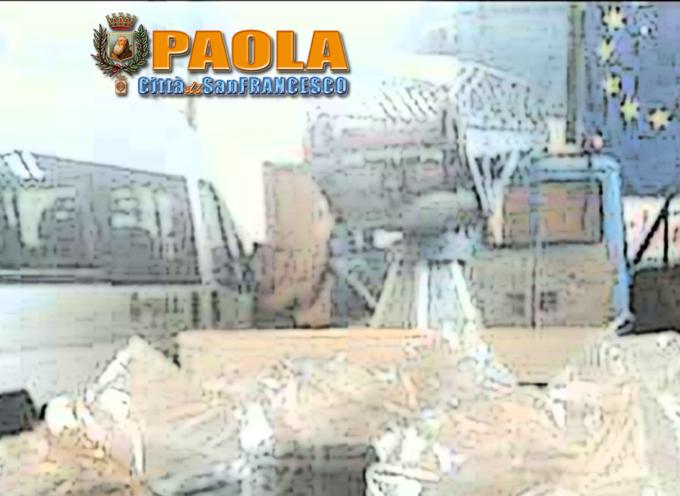"""Paola – """"Cuccuruccucù… Pulminooo"""", avvistato al capannone cittadino"""
