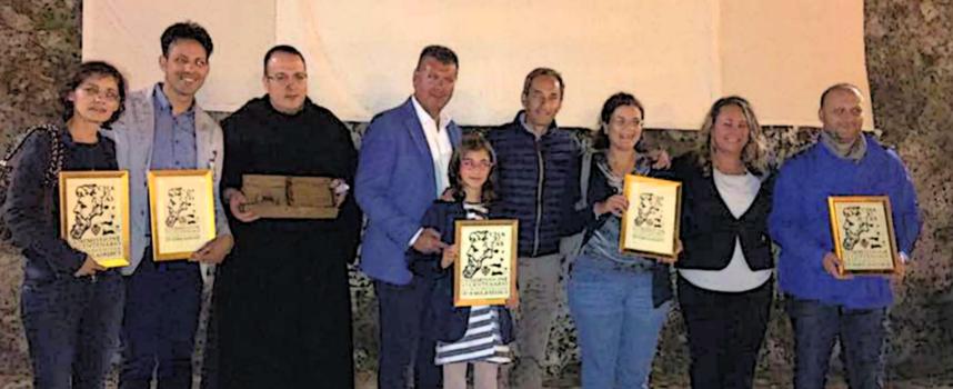 """Paterno Calabro – Grande successo per il premio """"San Francesco di Paola"""""""