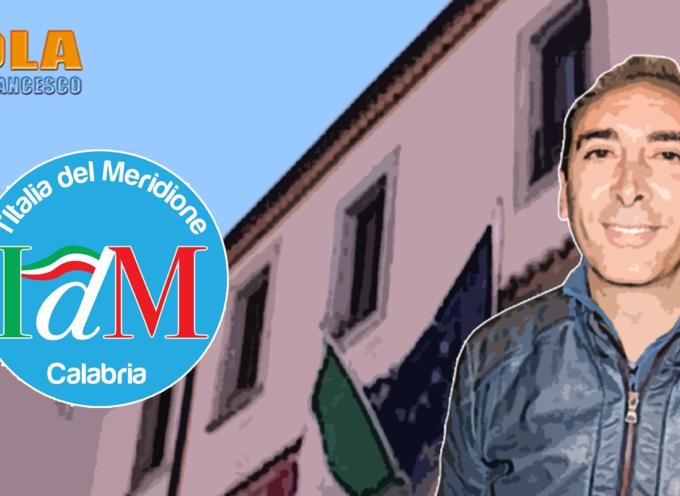 Paola – L'Italia del Meridione guadagna Aloia ma perde il vicepresidente