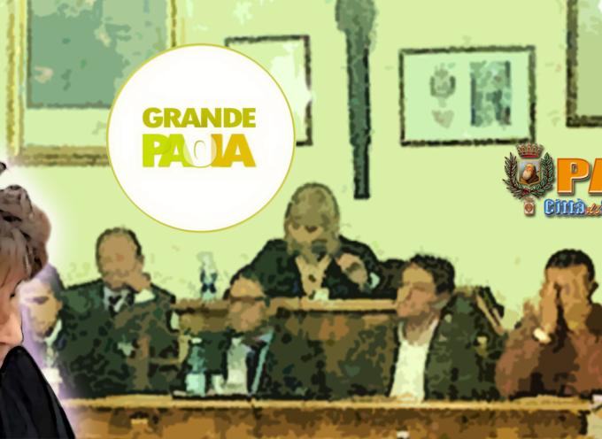 """Paola – Stasera c'è Consiglio col """"giallo"""" sul gruppo di Maria Pia Serranò"""