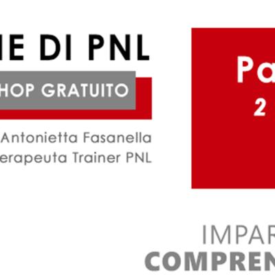 """Paola – Modi per programmare """"una"""" comunicazione. Domani, alla Marina"""