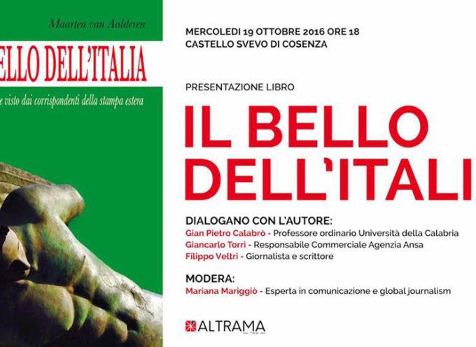 """""""Il bello dell'Italia. Il Belpaese visto dai corrispondenti della stampa estera"""" di Maarten van Aalderen al Castello Svevo"""