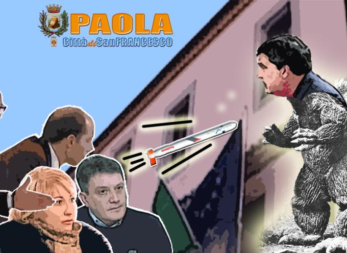 """Paola – Per i """"Moderati"""", Roberto Perrotta è «Lo smemorato di Collegno»"""