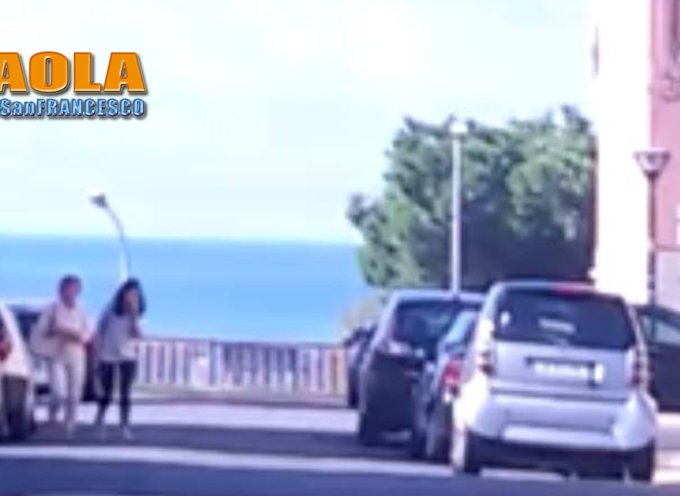 "Paola: Parchimetri ""out"" a Rione Giacontesi, stranieri ""fanno"" parcheggiatori"