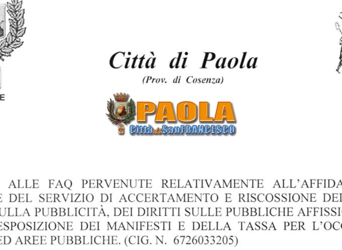 """Paola – Il Segretario Comunale, risponde alle domande """"frequenti"""""""