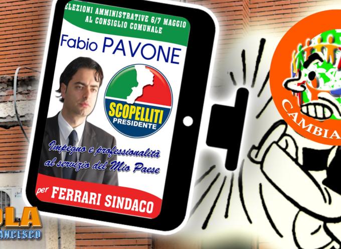 Paola – Dalla sinistra extraconsiliare un duro attacco all'ing. Fabio Pavone