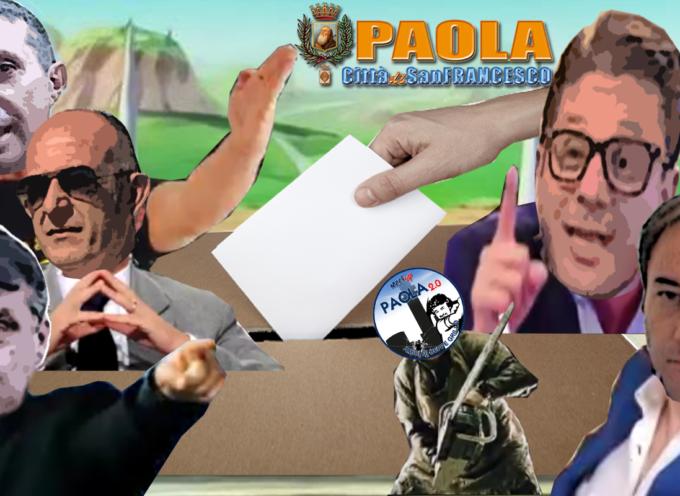"""Paola: Verso le elezioni si prospetta uno scontro tra """"Modello Reggio"""" e altri"""