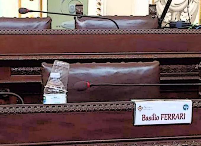 Provincia – Basilio Ferrari (consigliere provinciale) diserta ancora il consiglio