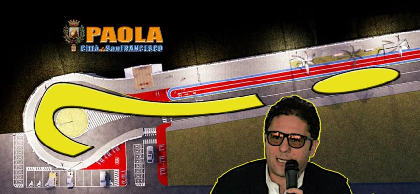 """Paola – Ferrari tuona contro Oliverio (che ha inaugurato una pista """"vera"""")"""