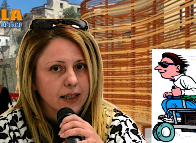 """Paola: L'architetta Marcelli svela """"il trucco"""" per i diversamente abili – VIDEO"""