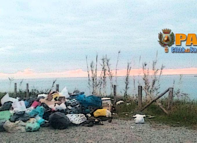 """Paola – Degrado zona """"Pagnotta"""", individuati (alcuni) responsabili"""