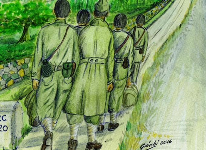 Paola – 4 Marzo: la Compagnia della Rosa porta in scena Vittime di Guerra