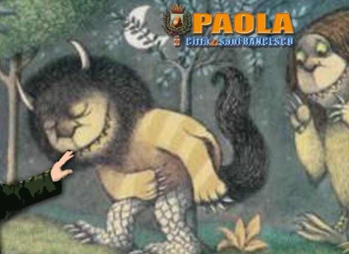 """Paola – Roberto Perrotta nel """"Paese delle Creature Selvagge"""" – VIDEO"""