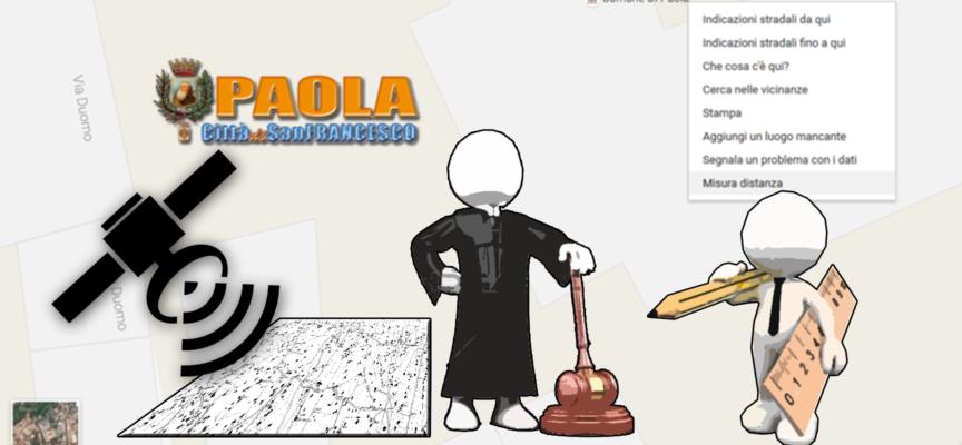 Paola – Assunzioni in Comune, tra GPS e cartografie (ma Google Maps?)