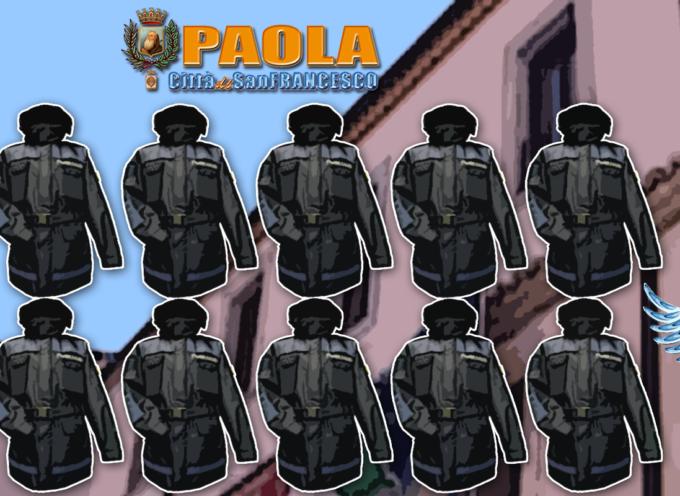 Paola – Dodici giacche a vento per i vigili urbani costano 5mila euro