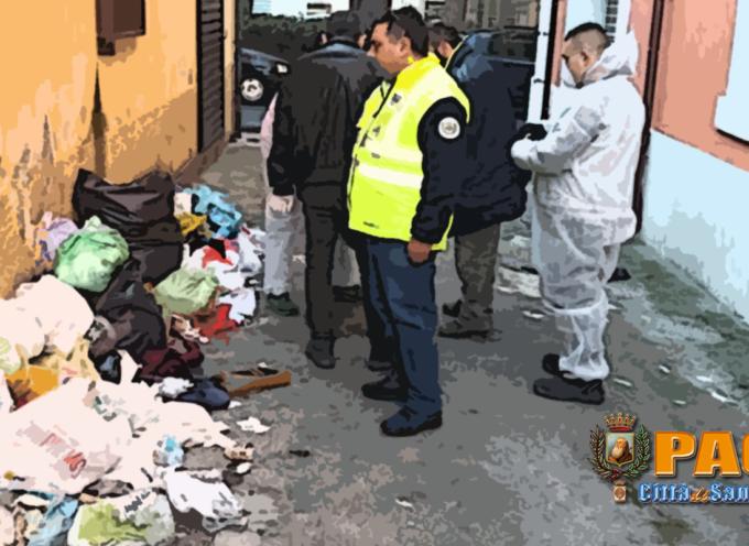 """Paola – Nucleo ambientale e volontari al lavoro, identificati 15 """"sporcaccioni"""""""