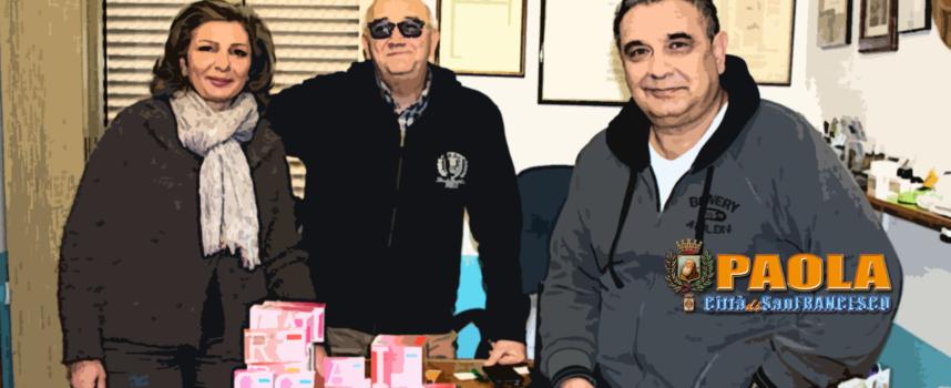 Paola – I medici volontari dell'Asmev stanno col sindaco Mimmo Lucano