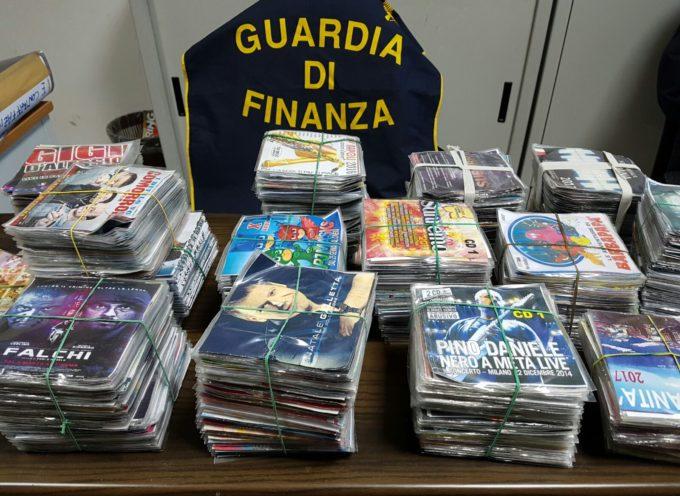 Soldi falsi, roba contraffatta, droga e denunce. Bilancio GdF a S.Giuseppe