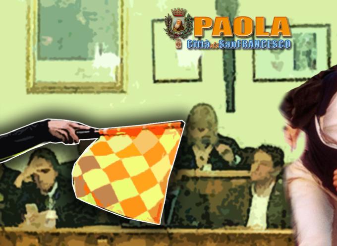 Paola – Marco Focetola: «violato regolamento consiliare» (era fuorigioco?)
