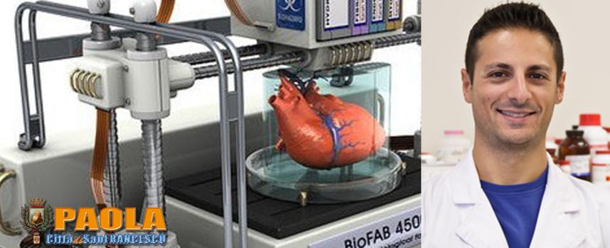 """Paola: Carmine (Nuccio) Gentile ha trovato il modo per """"stampare"""" il cuore"""